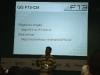 Palestra sobre Gestão de Segurança de Conexões SSH
