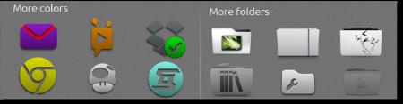 AwOken icons theme ppa