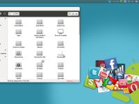 Awoken on Ubuntu 11.04 Desktop