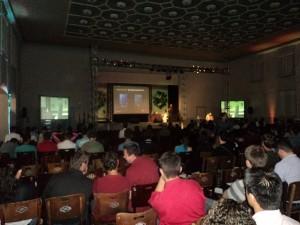 Palestra de Santhyago Gallão: Android - História, Mercado e Possibilidades