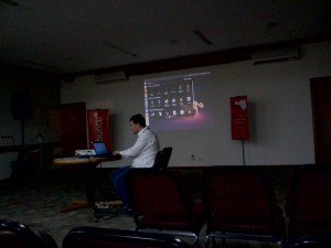Palestra UbuntuSC