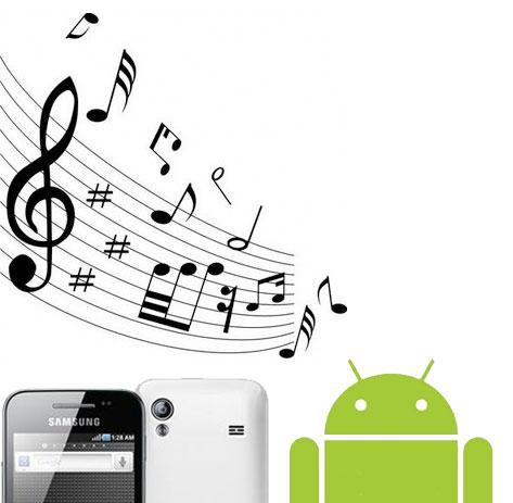 toques ace Adicionando novos sons de Notificação, Alarme e Chamadas no Galaxy Ace.
